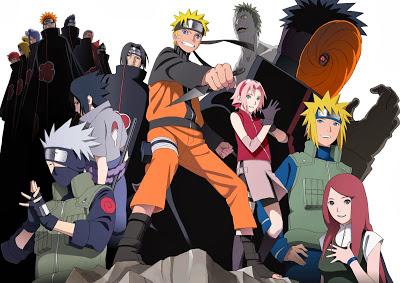 Kumpulan Judul OST Lagu Naruto Shippuden Lengkap
