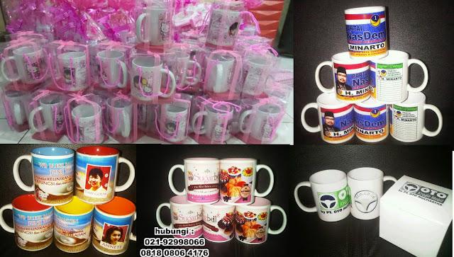 Jual Mug Souvenir Kantor di Tangerang