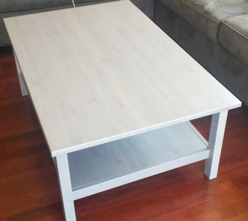 Ikea Large Coffee Table: Hemnes Lift-top Coffee Table
