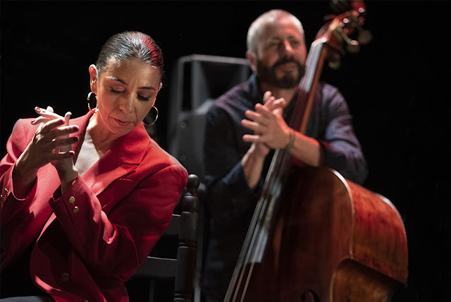 Sandra Carrasco - Teatro Flamenco de Madrid (Madrid) - 9/11/2019