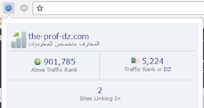 اليك الطريقة الصحيحة لزيادة ترتيب موقعك في اليكسا بسرعة وظهورها فى جوجل