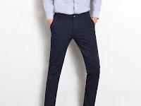 Tampil Fresh dengan Model Celana Pria Terbaru 2019