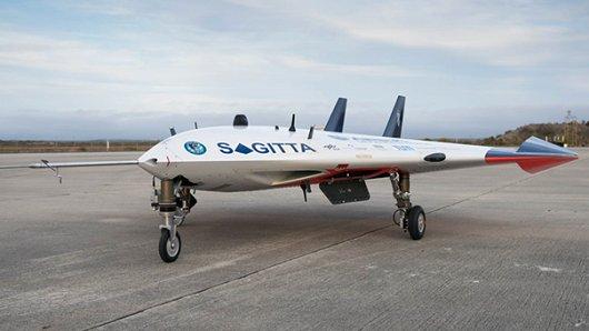 Airbus flying wing UAV complete maiden flight - Aviation