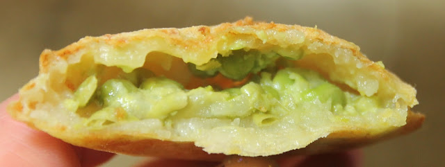 IIndividual Potato Pies à la Clamart (petits pois and cream) gluten-free recipe