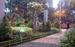 Taman Bungkul Taman Kebanggaan Kota Surabaya