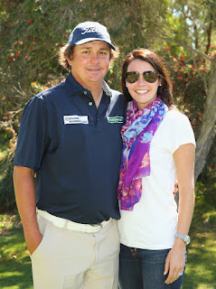 Jason Dufner and his Ex-wife Amanda Boyd
