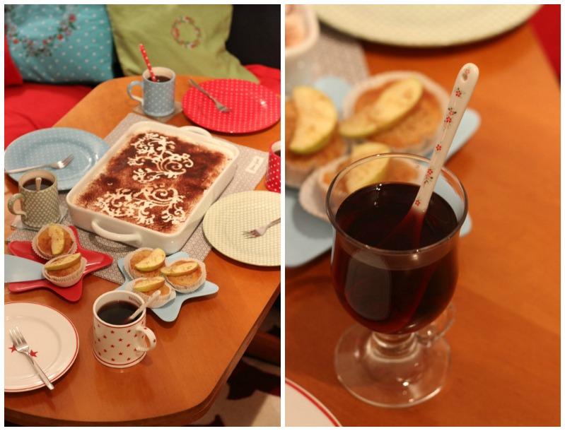 adventskalendert rchen 22 lebkuchenschnitten mit kirschkompott fr chtepunsch meine. Black Bedroom Furniture Sets. Home Design Ideas