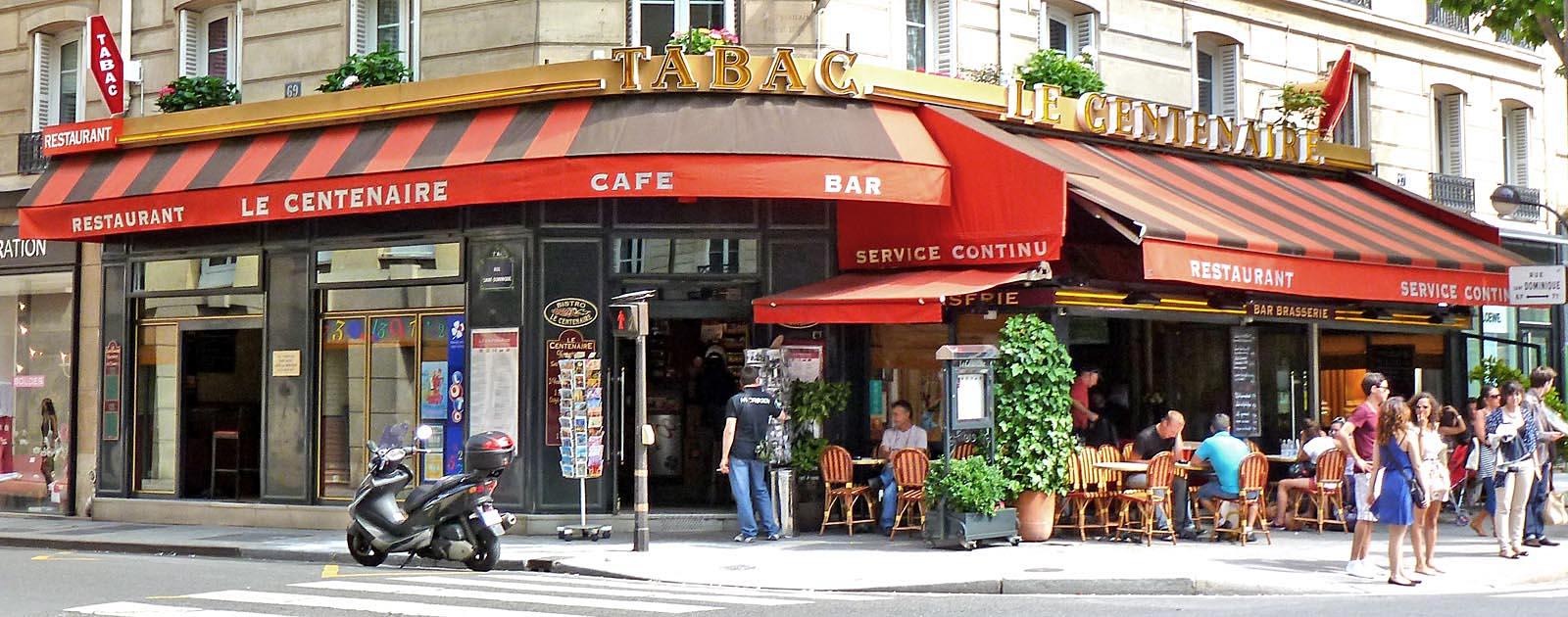 Restaurant Faubourg Saint Honore Paris