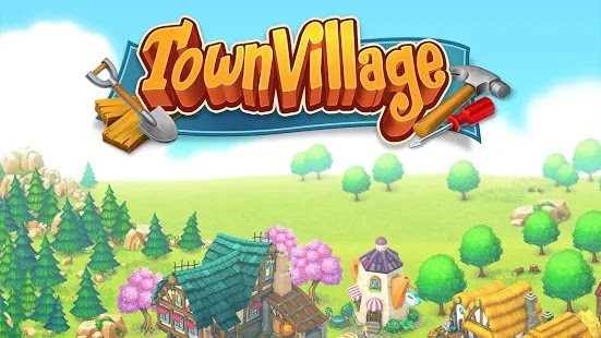 Town ville: Farm, Build, Trade Apk Free on Android Game Download