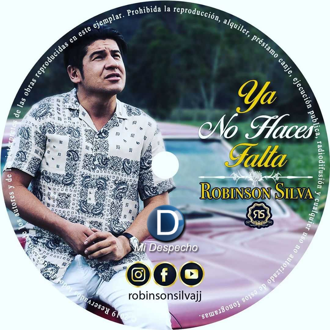 Robinson Silva Ya No Haces Falta Cd