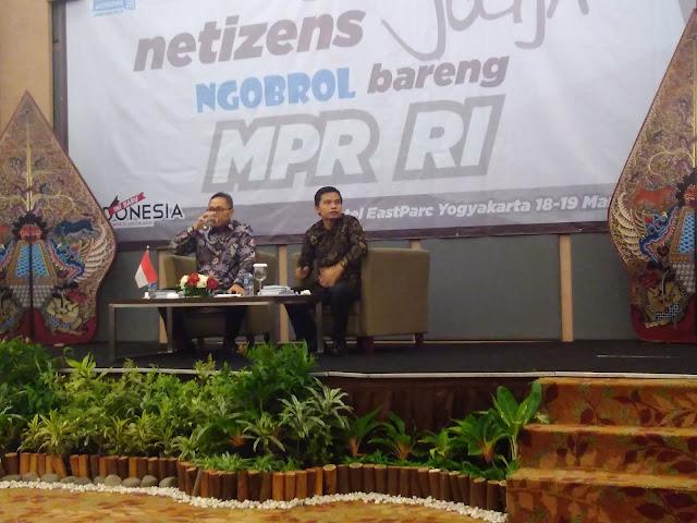 Cerita Pengalaman Hari Pertama Mengikuti Netizen Gathering Bareng MPR RI di Yogyakarta
