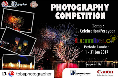 Lomba Foto by Toba Photographer Club 2017
