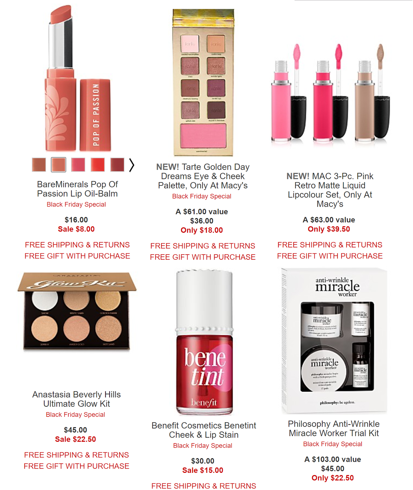 Macy's Black Friday In July Sale Starts Today! - Beauddiction