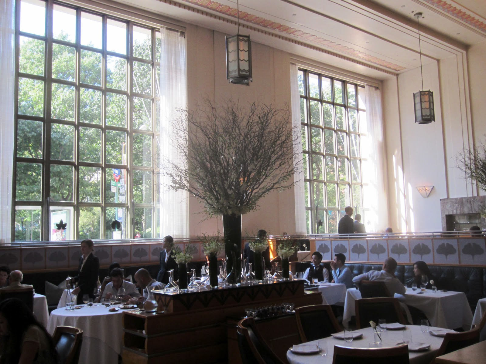 Eleven Madison Park 1 Restaurants Top 10 Best Looking In New York