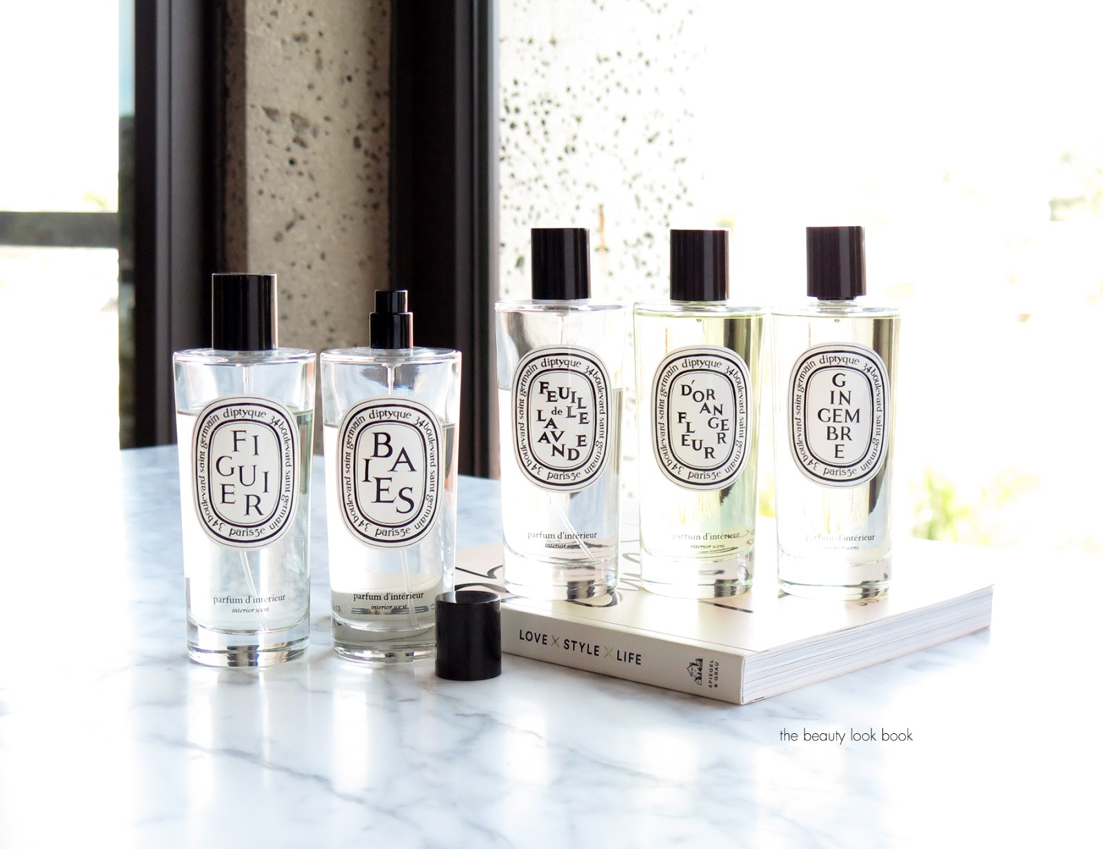 Diptyque Room Sprays Fleur D'Oranger and Gingembre | The ...