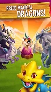 Dragon City Apk Game