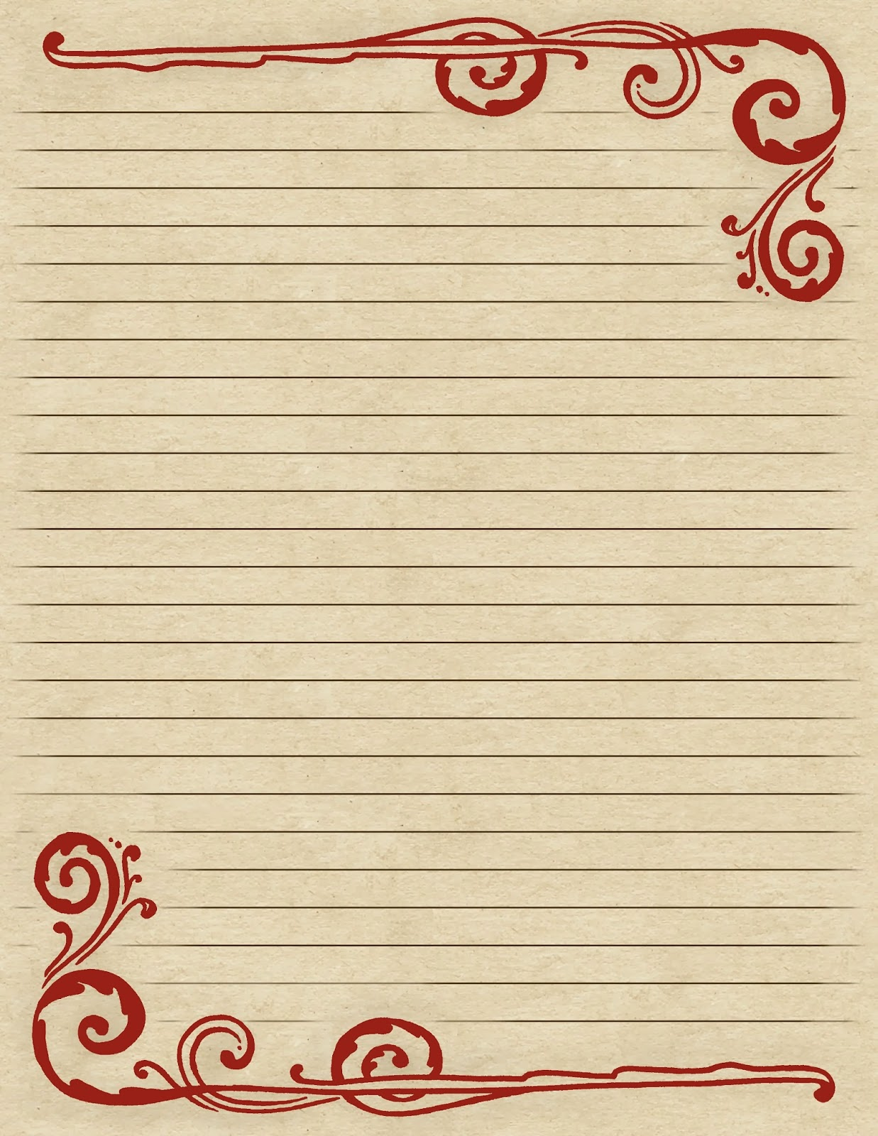 I Used The Aged Background From An Image On The Old Design Shop To Create  The Paper Texture.  Lined Papers