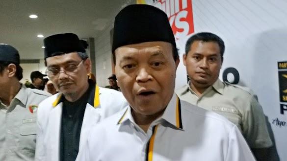 PKS Sebut Demokrat Pemasok Info Prabowo Menang 62 Persen