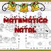 Atividades de matemática Natal