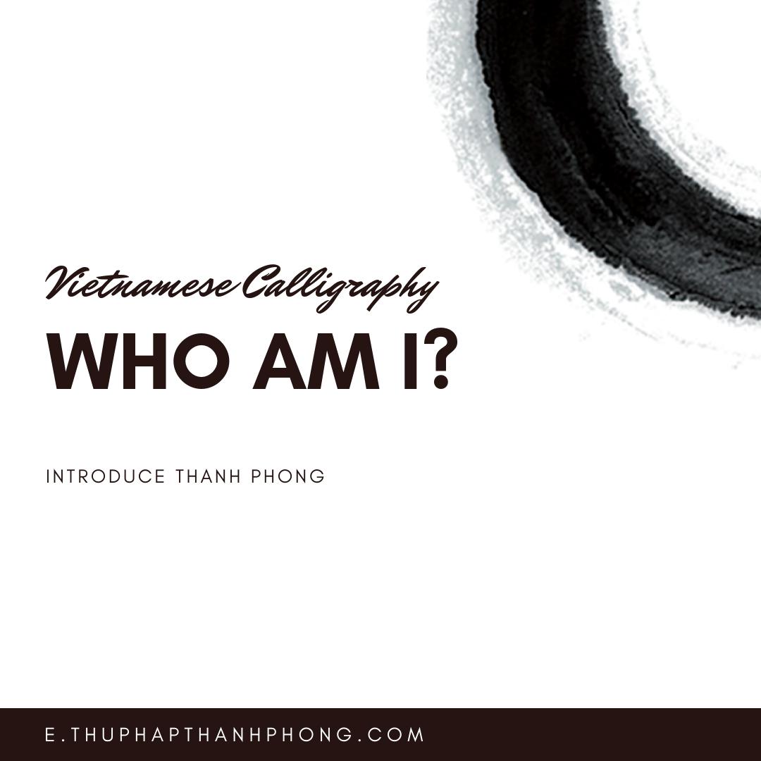 Introduce Thanh Phong Calligraphy Blog