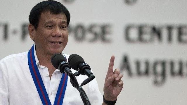Dikritik PBB Karena Hukum Mati Penjahat, Duterte: 'Gak Usah Ikut Campur!'
