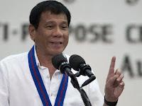 Dikritik PBB Karena Tembak Mati Penjahat, Duterte: 'Gak Usah Ikut Campur!'