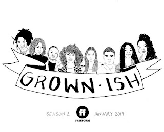 Segunda temporada de Grown-ish