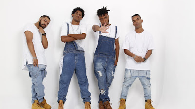 "Grupo de rap ""Louvo no Flow"" lança clipe romântico: ""Pra Elas"""