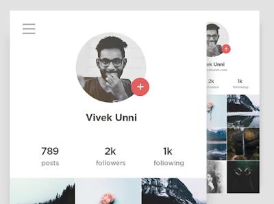 Cara menyimpan / Download Foto Profil Instagram Orang Lain HD Ukuran Penuh