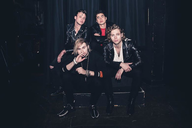 Video: 5 Seconds Of Summer - Valentine