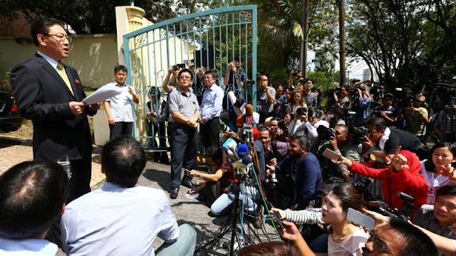 Após críticas, Malásia expulsa embaixador da Coreia do Norte
