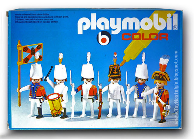 Playmobil COLOR 3608 - napoleon soldiers