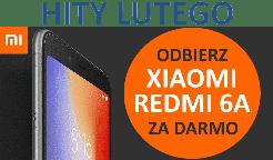 Xiaomi Redmi 6A za kartę Citi Simplicity