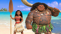 Moana English Movie Review
