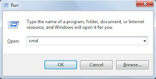 shutdown otomatis windows dengan cmd