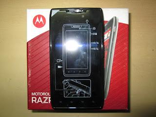 Motorola Razr Maxx XT910 new