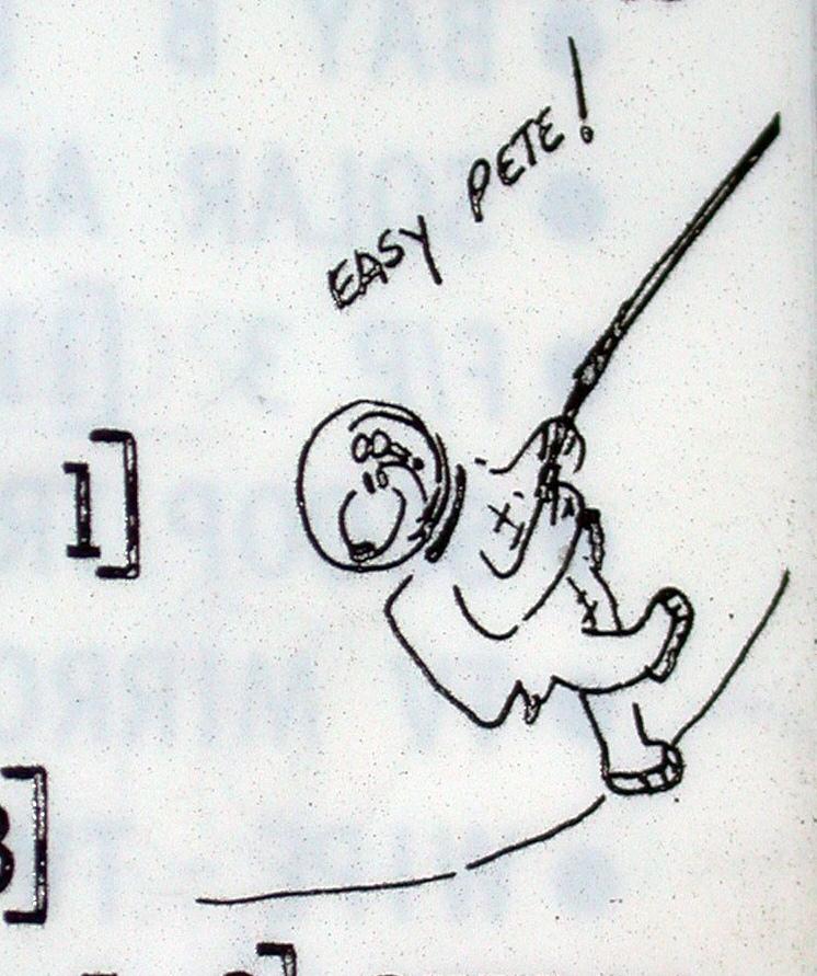 Apollo 12: Wrist Cuff Manuals by Ernie Reyes and Ulli