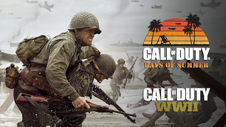 call of duty ww2 days of summer community event