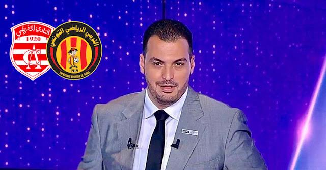 عاجل : بديع بن جمعة مقدم برامج بين سبورت يصدم الجميع و يشكف عن هذا القرار بشأن السوبر التونسي