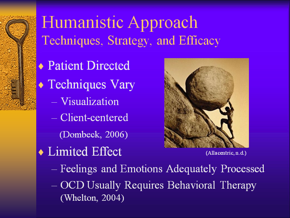 humanistic and scientific approach Humanistic psychology is a school of psychology that emerged in the 1950s in reaction to both behaviorism and psychoanalysisit is explicitly concerned with the human dimension of psychology.