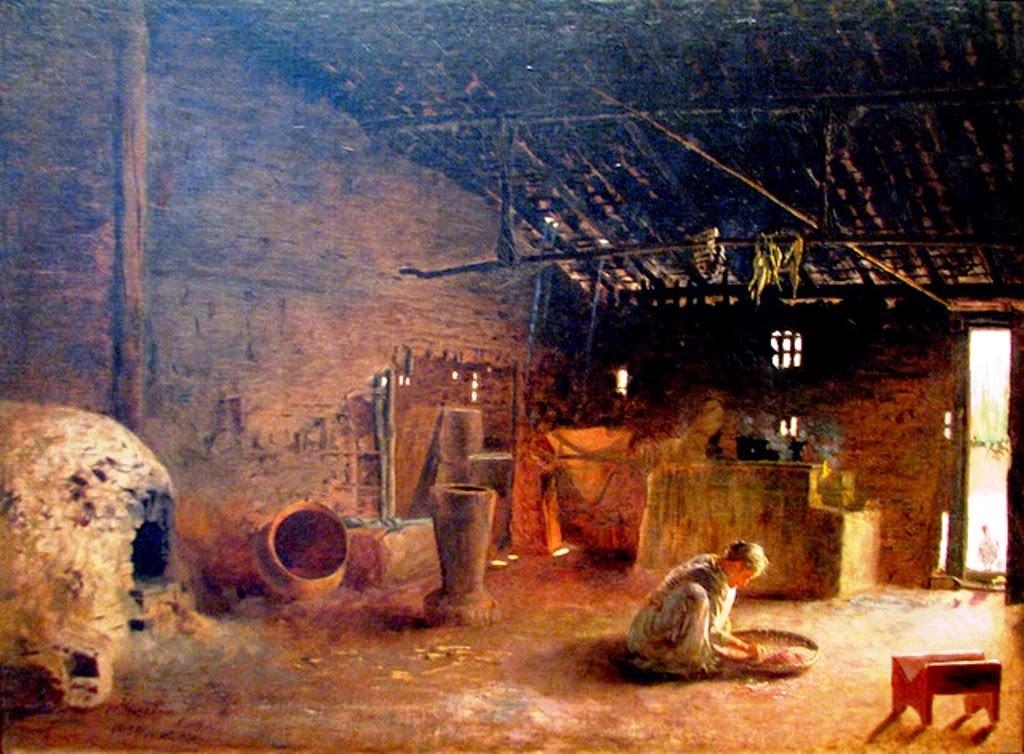 Cozinha Caipira - Almeida Júnior e suas principais pinturas ~ brasileiro