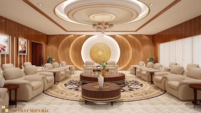 Một số vấn đề thường gặp khi thiết kế nội thất phòng khánh tiết - H1