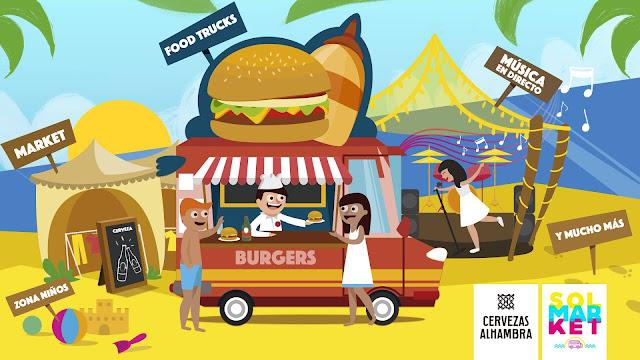 Solmarket: el festival más esperado del verano llega a la playa de El Puig