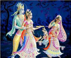 Istri dan Keturunan Sri Krishna