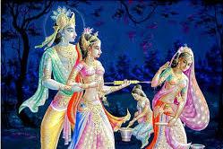Silsilah Garis Keturunan Sri Krishna dengan beberapa Istrinya