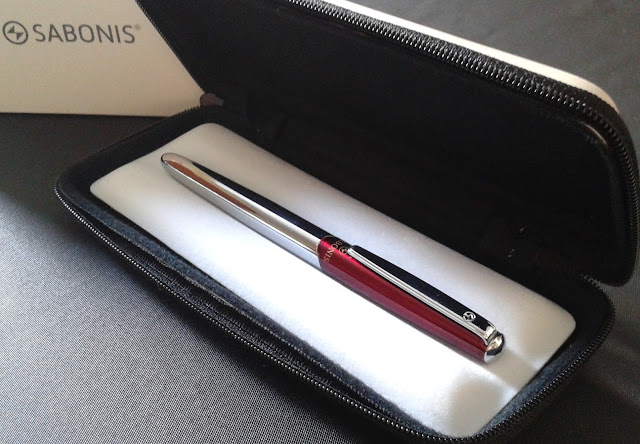 SABONIS Roller Línea Professional Rojo