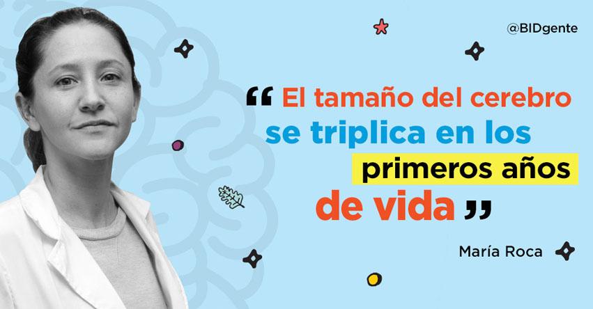 ¿Cómo explicar a los niños cómo funciona el cerebro? (María Roca) www.iadb.org