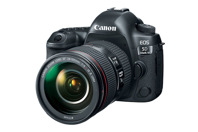 Canon EOS 5D Mark IV Camera