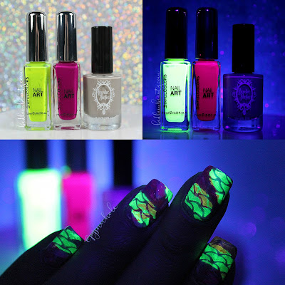 Hobby Polish Bloggers Presents: Neutrals & Neons