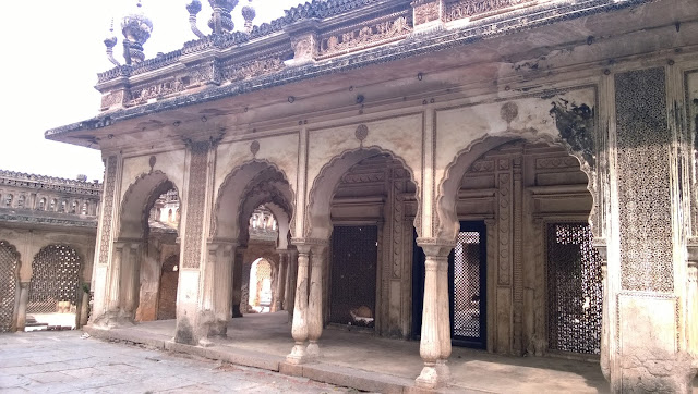 Paigah family tombs in hyderabad